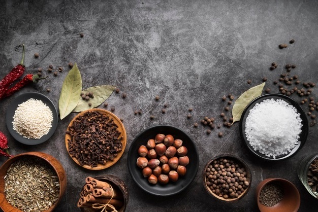 basic spices for cooking