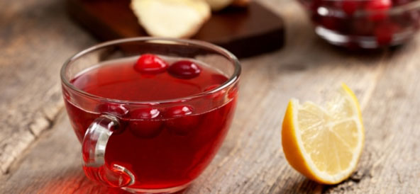 benefits of cranberry juice for women